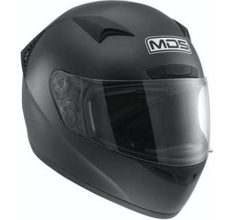 Kypärä Integral MDS M13 Mattamusta