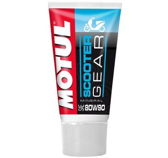 Motul 150ml Scooter gear 80w90 mineraaliöljy