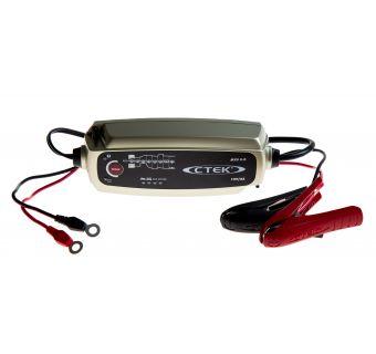 Laturi 12v CTEK MXS 5,0 (8 akeleen automaattilaturi)