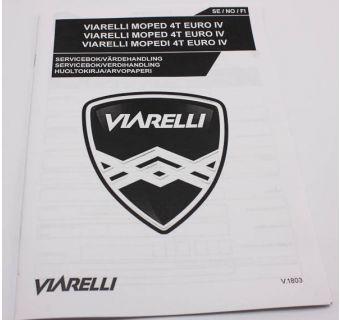Servicebok Viarelli 4-takt se/no/fi