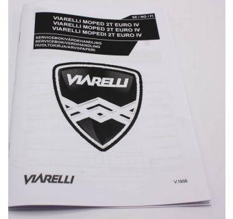 Servicebok Viarelli 2-takt se/no/fi