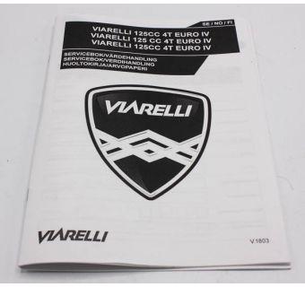 Servicebok Viarelli EL-Scooter se/no/fi