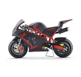 X-Pro MM49 Minimoto musta/punainen