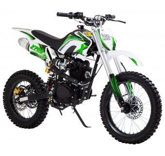X-Pro FX Dirtbike 150cc Grön