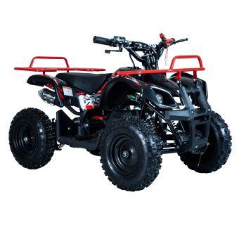 Mönkijä valmistajalta X-PRO, Worker 49cc värissä Musta/Punainen 0