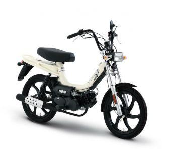 Tomos Flexer Vit 25km/h (klass 2 moped)