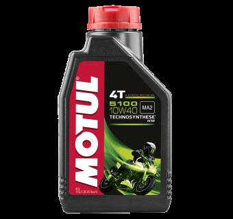 Motul 12x1L 5100 10w40 öljy puolisynteettinen