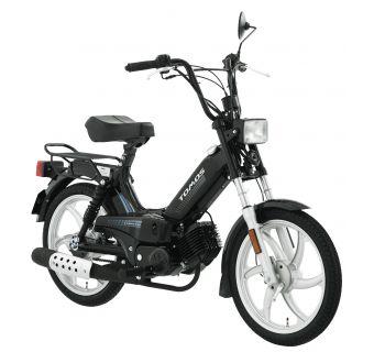 Tomos Standard XL Svart 25km/h (klass 2 moped)