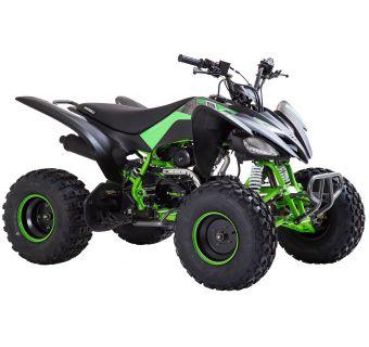 Viarelli Agrezza ATV 125cc mattamusta/oranssi