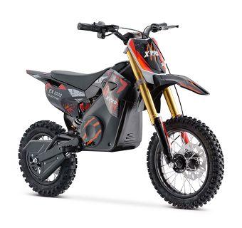 Crossipyörä valmistajalta X-PRO, EX1000 värissä Musta/Punainen 0